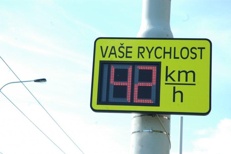 Pořízení měřičů rychlosti pro obce Mikroregionu Hořovicko